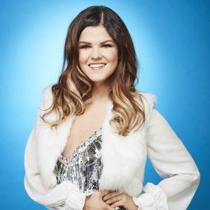 Saara Aalto valloitti englantilaisten sydämet BritannianThe X Factor-kilpailussa vuonna 2016.