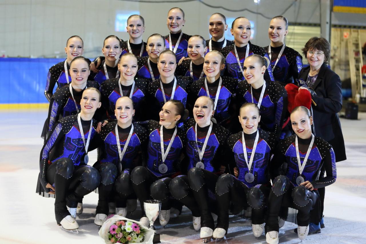 Marigold IceUnity iloitsi French Cupin hopeasta ja kauden parhaista pisteistään.