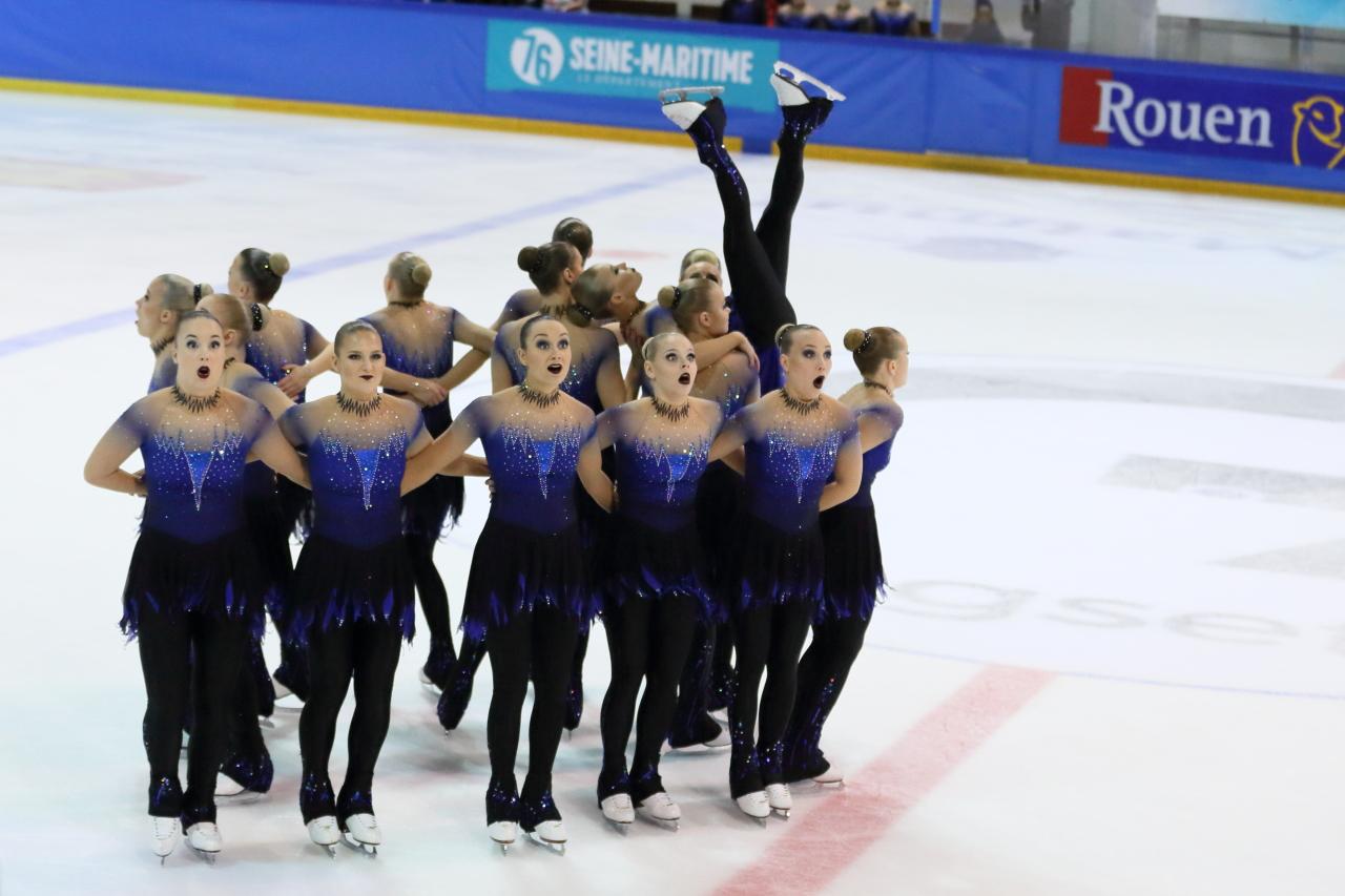 Helsinki Rockettes suuntaa katseensa jo maaliskuun alkuun ja Turussa käytäviin SM-kilpailuihin.