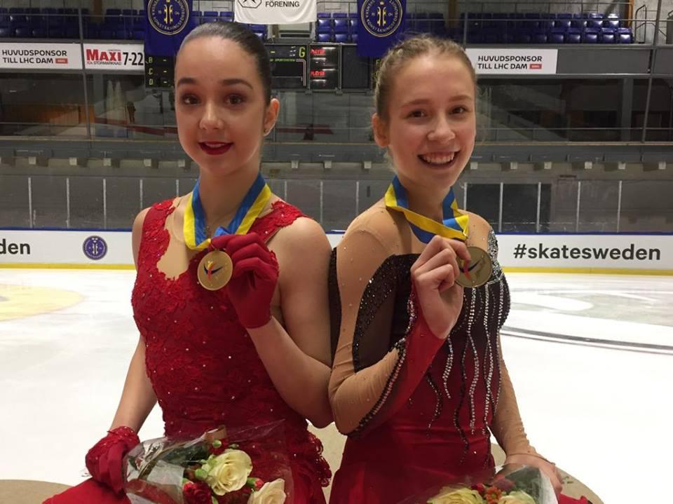 Selma Välitalo ja Laura Karhunen