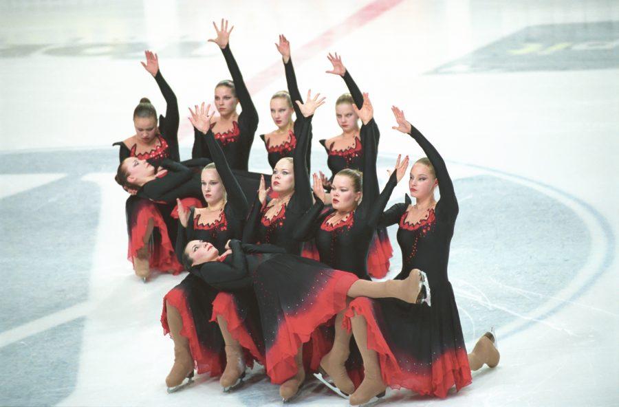 Monien mielestä edelleenkin maailman upeimpiin kuuluva Dracula-ohjelma siivitti Marigold IceUnityn ensimmäiseen maailmanmestaruuteen keväällä 2002.