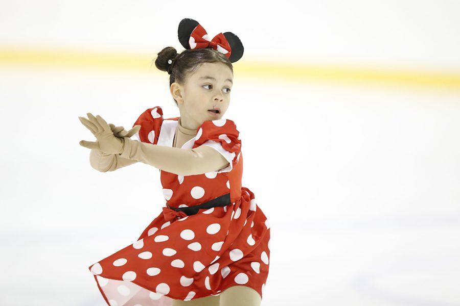 Mov(i)es on Ice -kilpailut Darya Zare