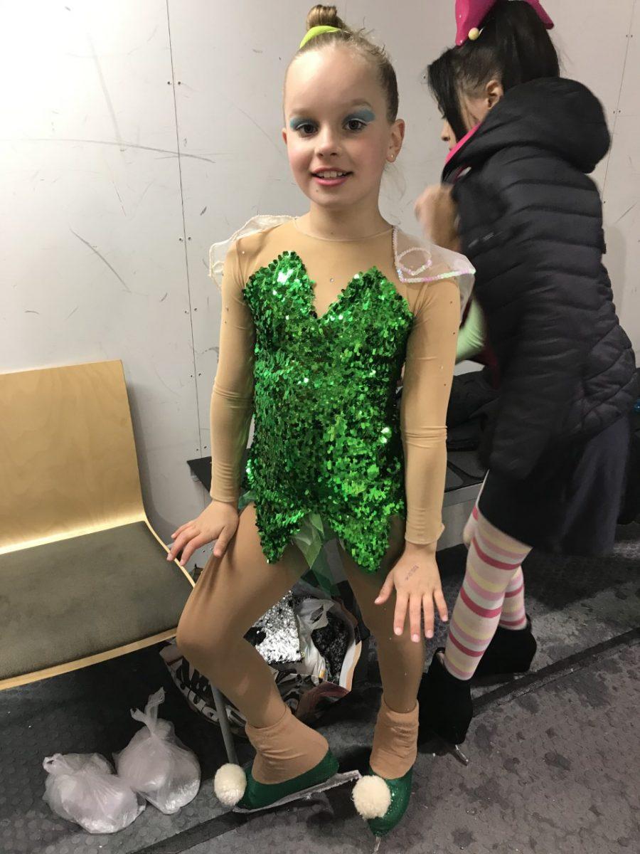 Mov(i)es on Ice -kilpailut Inka Lehtola
