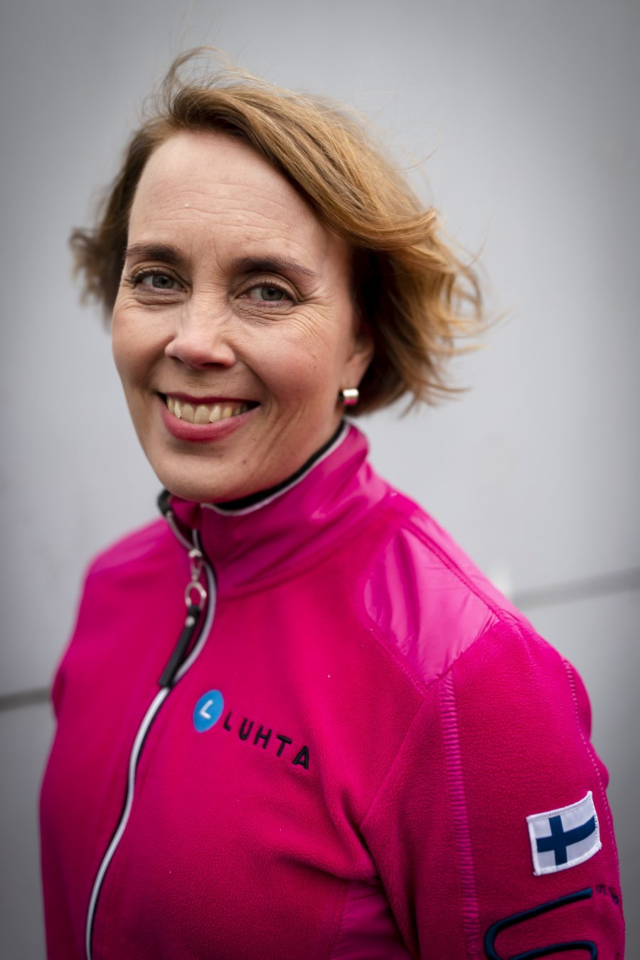 Tapparan yksinluistelijoiden oheisharjoitukset, valmentaja Susanna Haarala. Hakametsä. Tampere