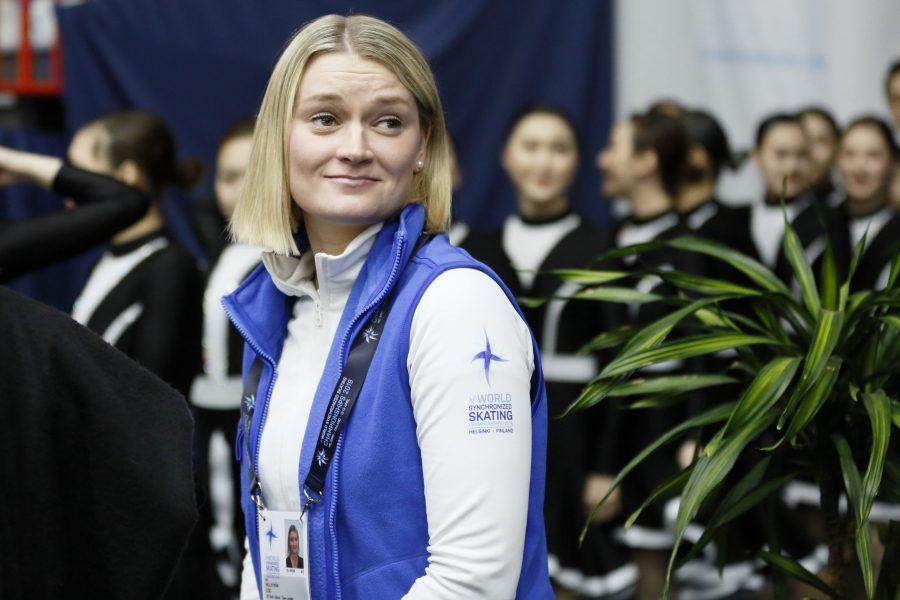 Ida Hellström haluaa tehtävässään olla luistelijoita varten. Hän on valmis vastaanottamaan luistelijoiden kysymyksiä ja kannanottoja sähköpostein niin kotimaasta kuin ympäri maailmaa.