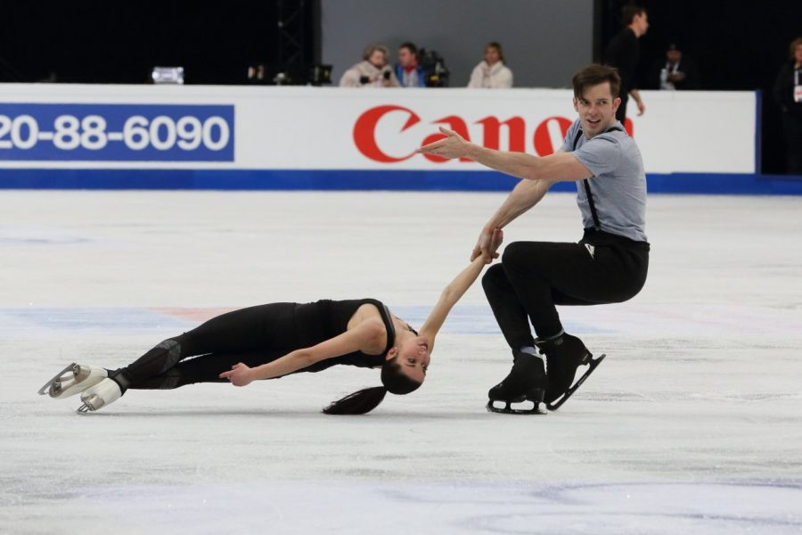 Valentina Marchei ja Ondrej Hotarek