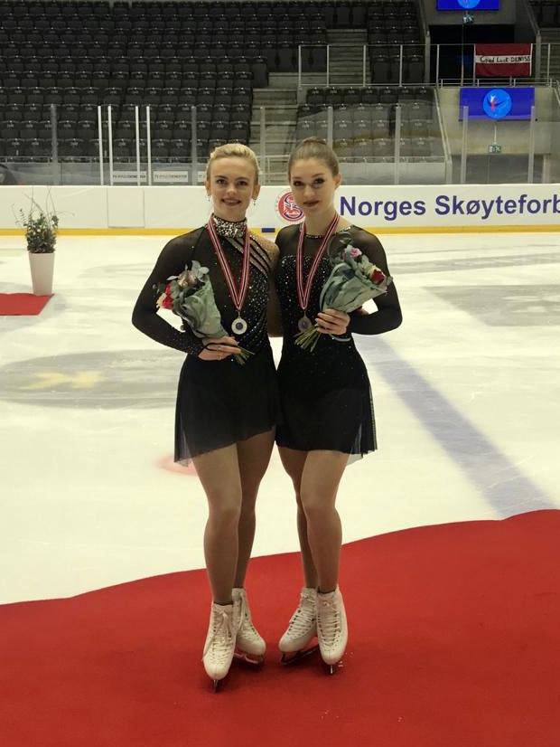 Emmi Peloselle hopeaa ja Jenni Saariselle pronssia PM-kilpailuissa Stavangerissa.