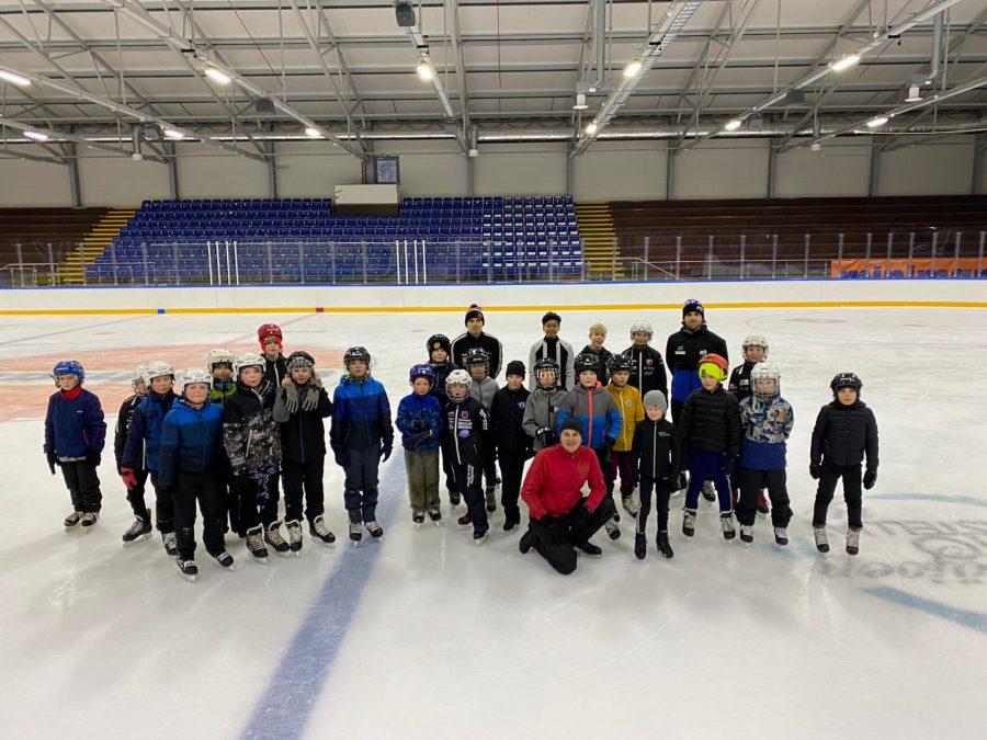 Seinäjoen Taitoluistelijat Game on Ice -tapahtuma
