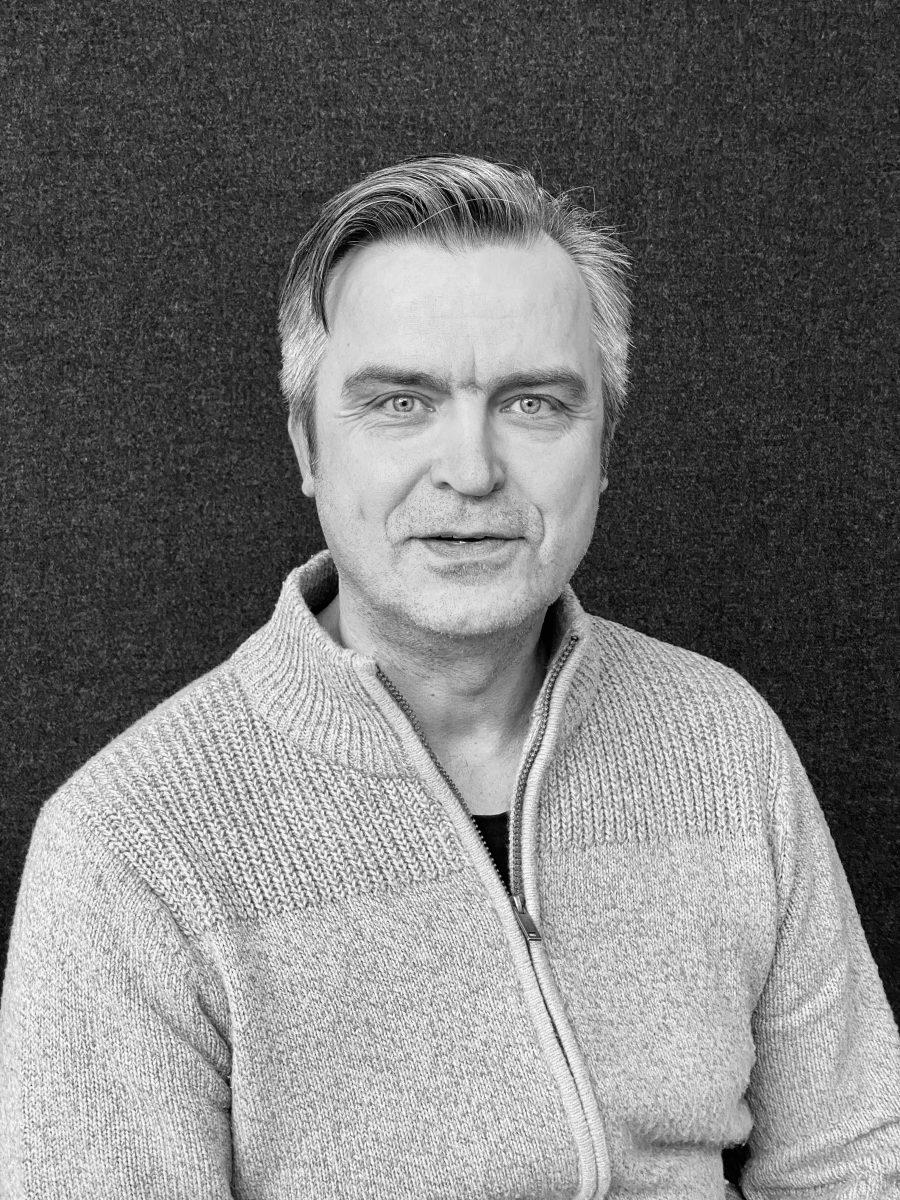 STLL:n liittohallitus Marko Laaksonen