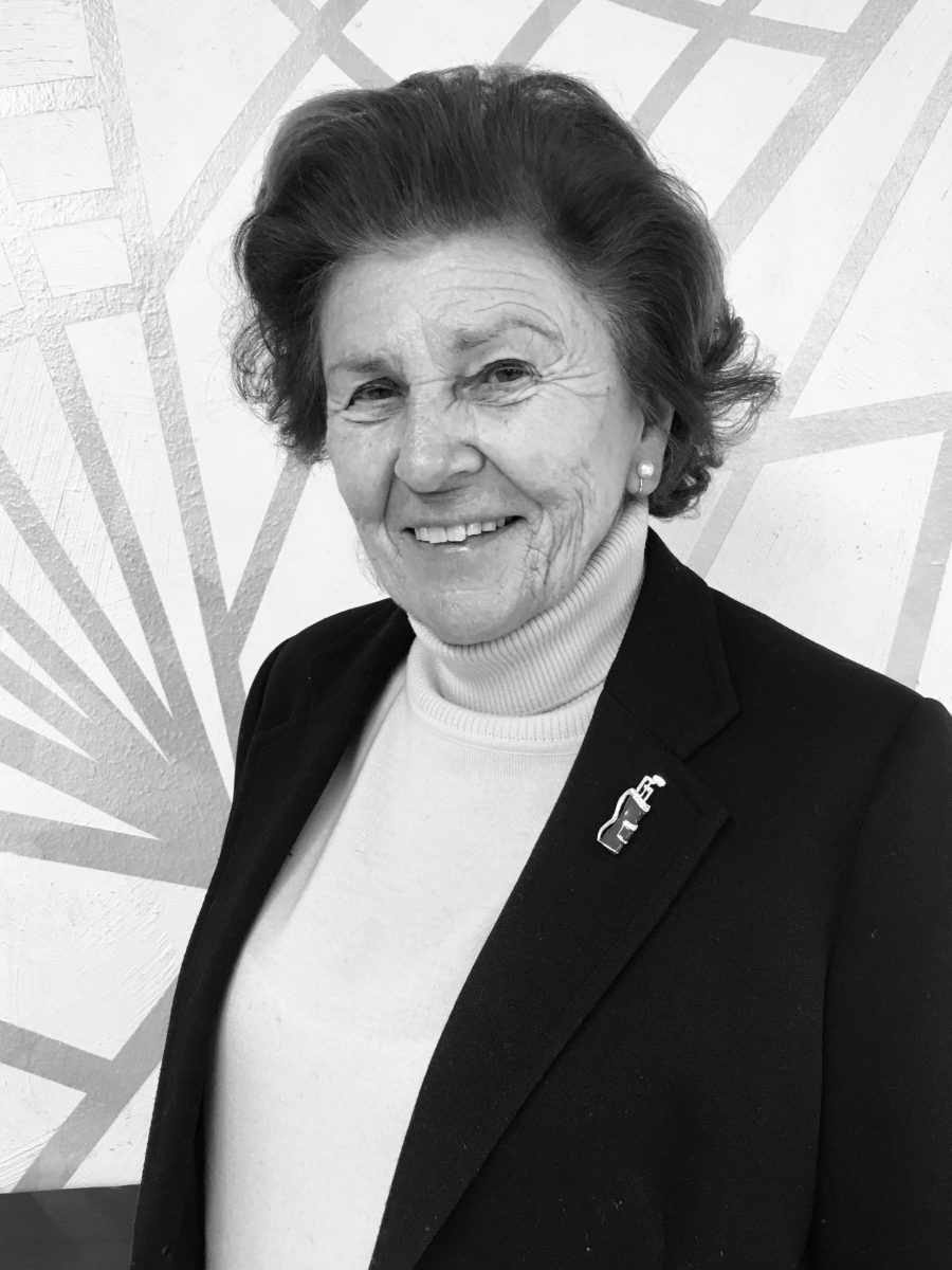 STLL:n liittohallitus Marie Lundmark