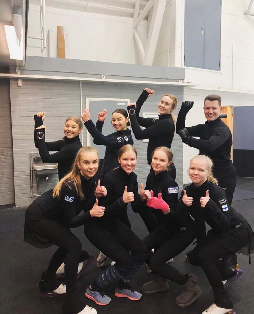 Lastentarha on ideana innoittanut omalta osaltaan myös nuorempia luistelijoita luomaan myös omia matalan kynnyksen foorumeita treeniarjen jakamiseen ja vuorovaikutukseen muiden seurojen luistelijoiden kanssa. Yksi esimerkki näistä on aamujää -nimistä Instagram-tiliä ylläpitävät Emma Ruuskanen, Siiri Taskinen, Saga Koskimäki sekä Meri Sundsröm Oulun Luistelukerhosta.