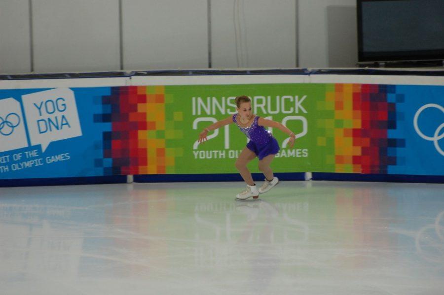 Eveliina Viljanen osallistui vuonna 2012 Innsbruckissa järjestettyihin nuorten talviolympialaisiin.