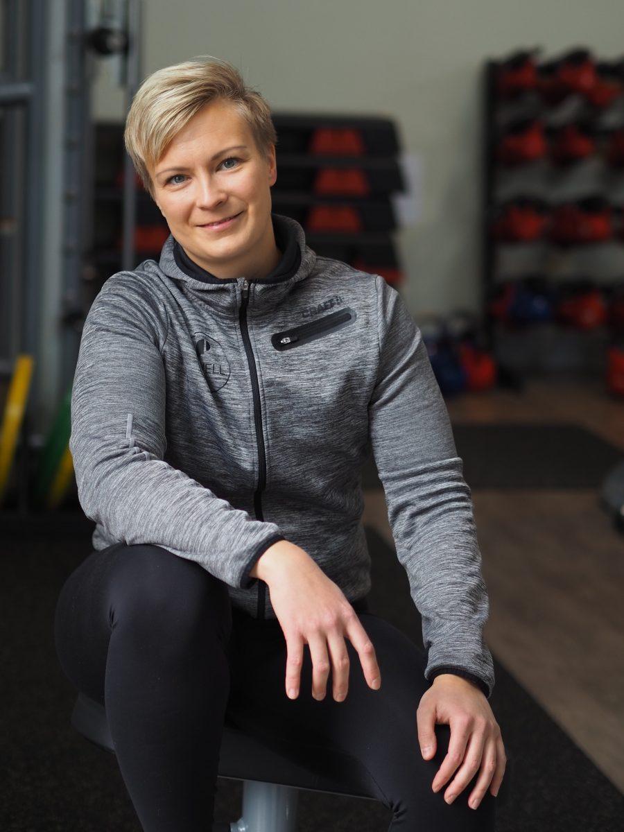 Niina Lappalainen Kuva Mirkka Torikka