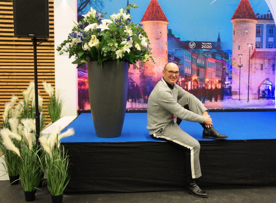 Oula Jääskeläisen tämän kauden viimeiseksi kansainväliseksi kisareissuksi jäivät junioreiden MM-kilpailut Tallinnassa maaliskuun alussa. Kisamatkan aikana hän pääsi myös juhlimaan syntymäpäiviään Suomesta tulleiden sukulaistensa kanssa.