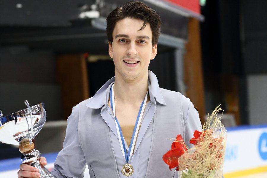 Hallitseva Suomen mestari Roman Galay tekee paluuta jäälle selkä kivuttomana.