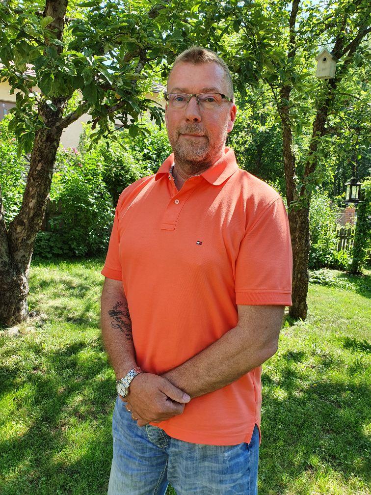 Helsingin Luistelijoiden Anders Sundgren pitää koronakevään oppeja tärkeinä.