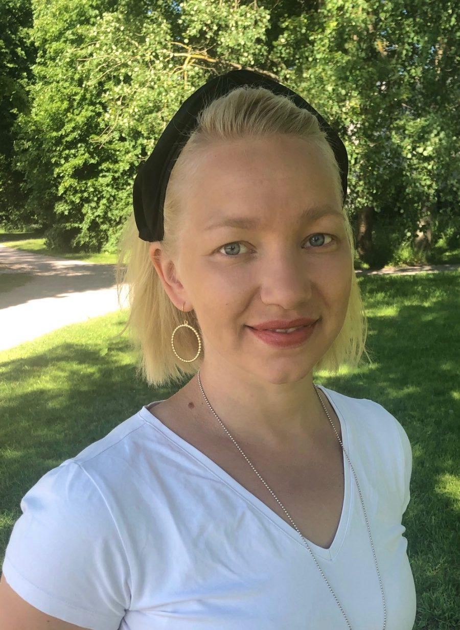 Milja Sarkkinen