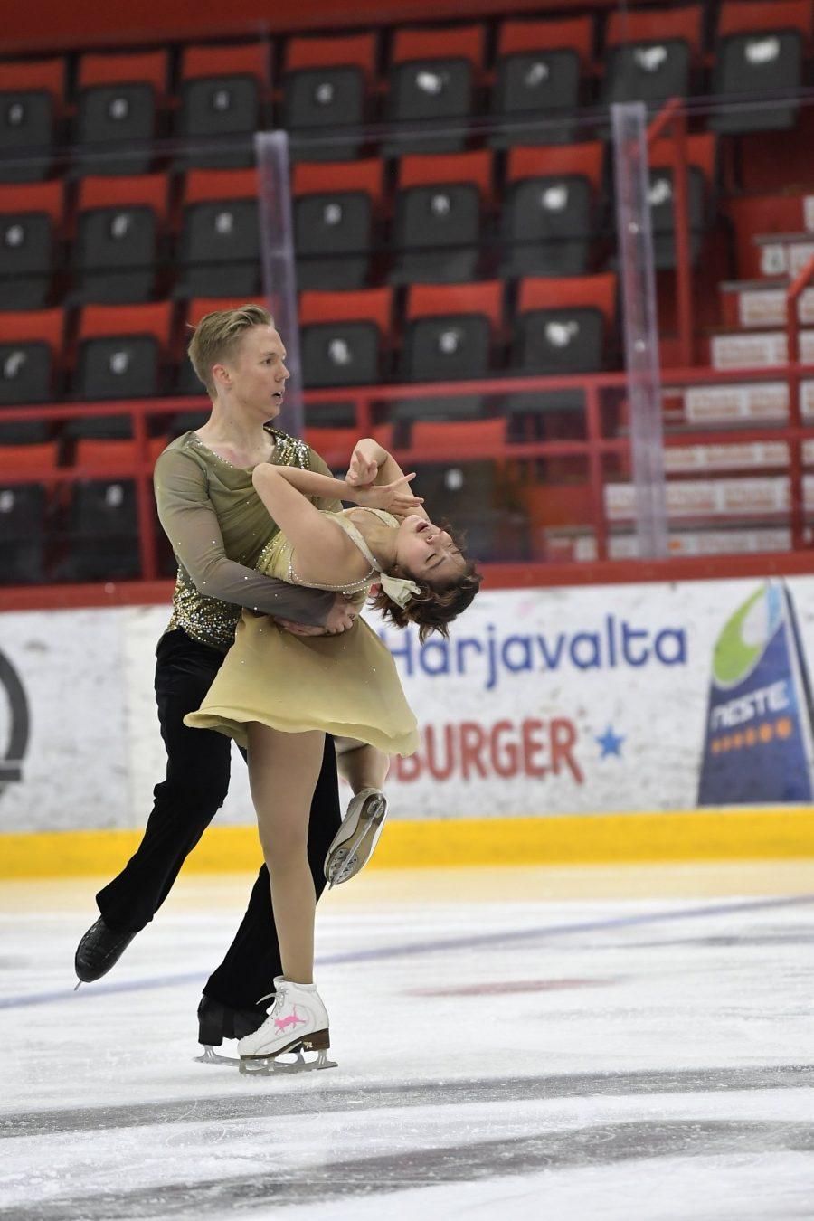 Yuka Orihara ja Juho Pirinen Kuva Antti Lehto