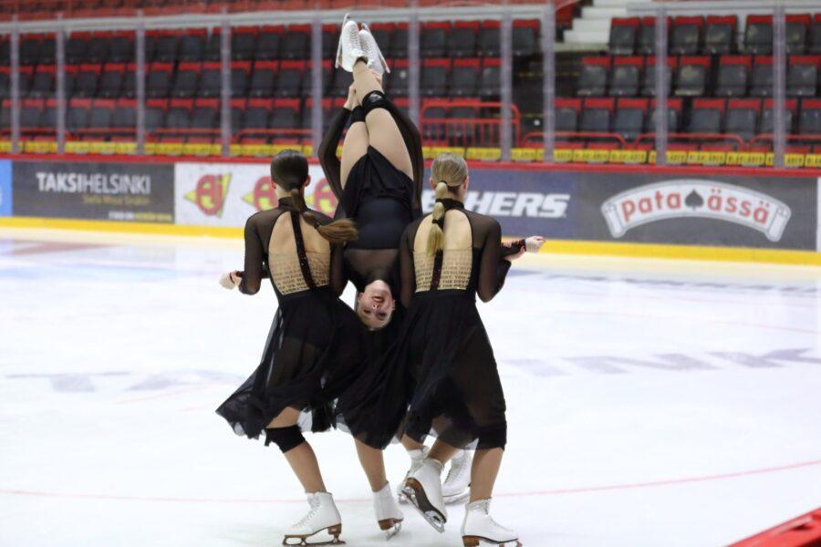 Espoolainen Lumineers ei osallistunut Tampereella käytyyn ensimmäiseen SM-valintakilpailuun ja viikonvaihteen kilpailu jäi joukkeen ainoaksi live-kilpailuksi tällä kaudella.