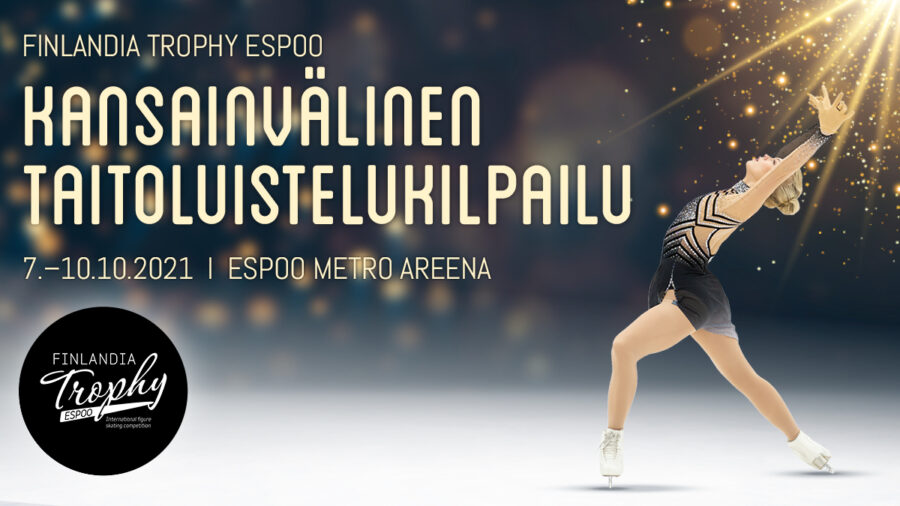 Finlandia Trophy Espoo kilpaillaan 7.–10.10 Metro Areenalla.