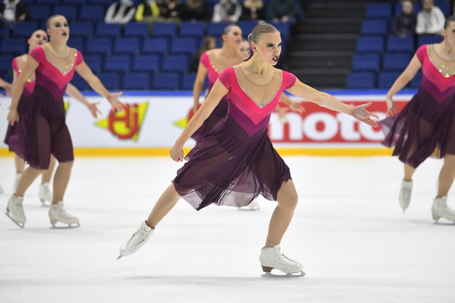 Team Unique avasi kautensa Finlandia Trophy Espoossa pistein 69,47.