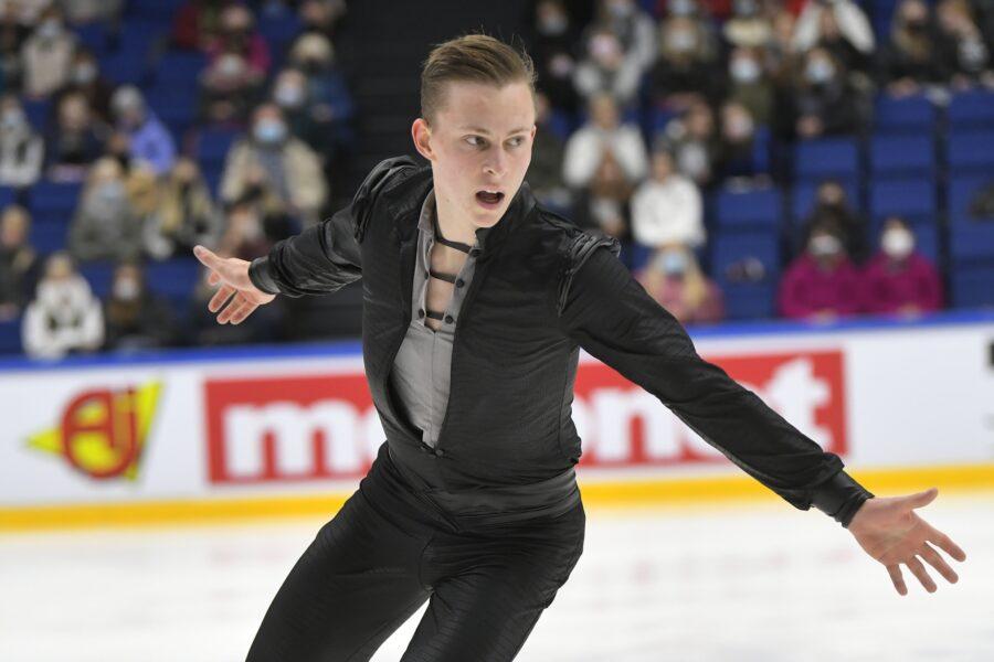 Nikolaj Majorov arvostaa suomalaisyleisön kannustamista.